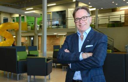Denis Morin travaille à stimuler la fibre entrepreneuriale
