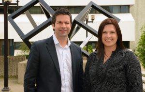 Claude Fernet et Stéphanie Austin, professeurs au Département de gestion des ressources humaines, comportement organisationnel et relations industrielles