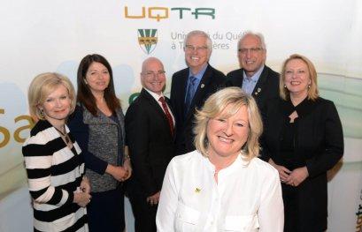 Une chaire UNESCO à l'UQTR : une grande première!