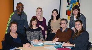Équipe du Laboratoire de recherche sur le développement et les troubles de la communication