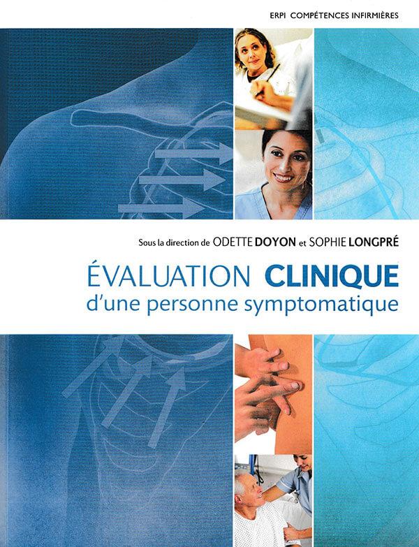 Évaluation clinique d'une personne symptomatique