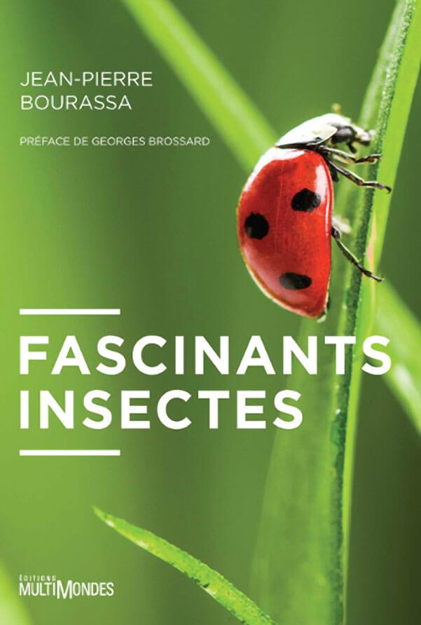 Fascinants insectes - Jean-Pierre Bourassa