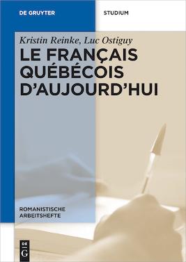 Le français québecois d'aujourdhui