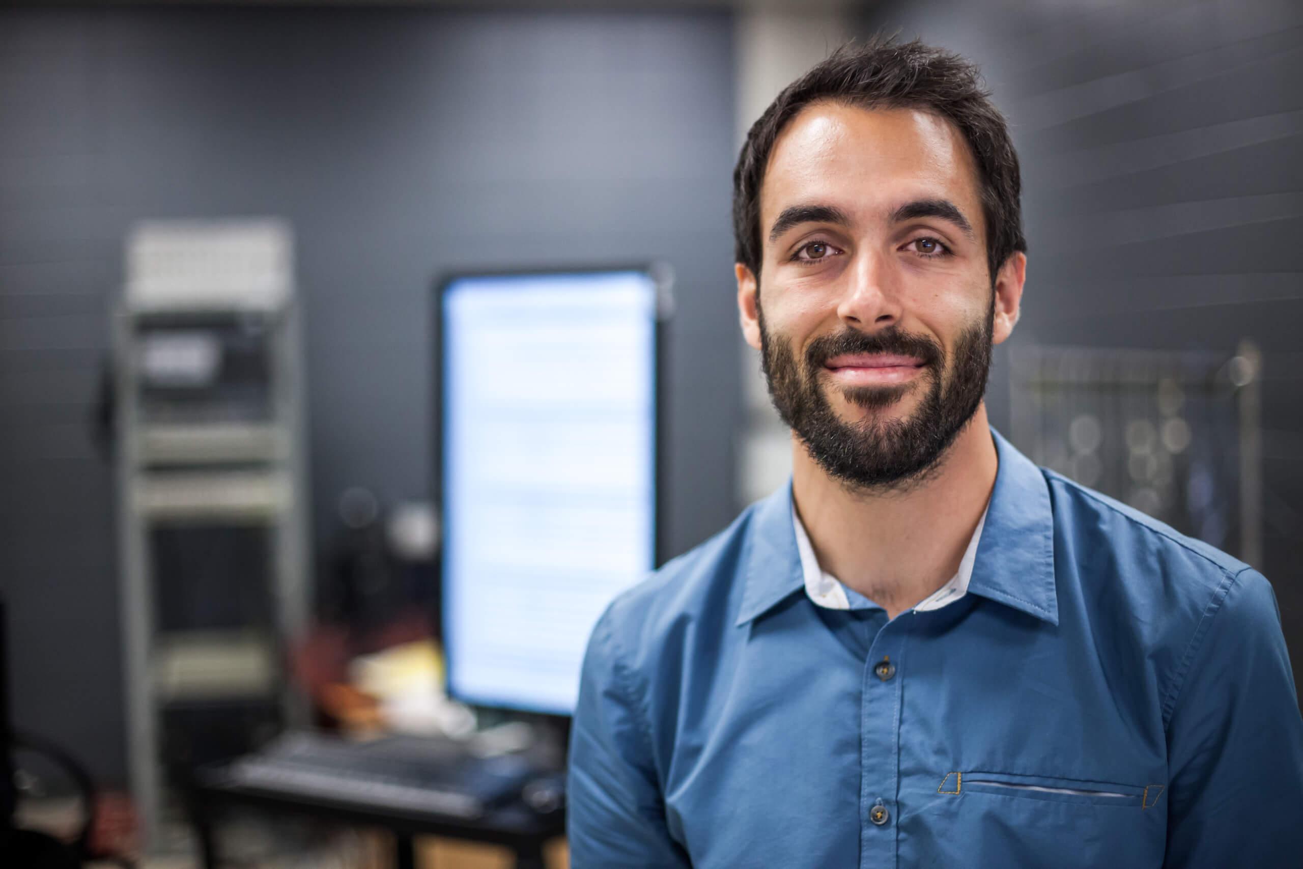 Jacques Abboud: trouver sa voie à l'UQTR
