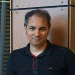 Le professeur Emmanuel Milot du Département de chimie, biochimie et physique de l'UQTR.