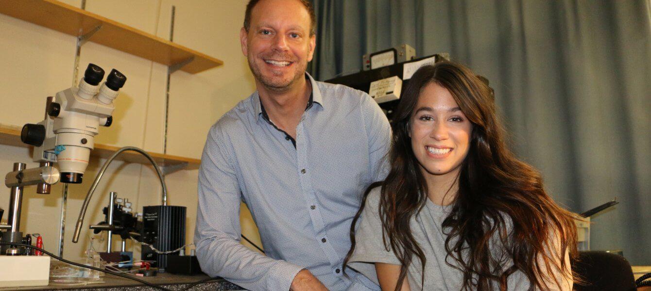 Un Endeavour Research Fellowship d'Australie pour Élise Pépin