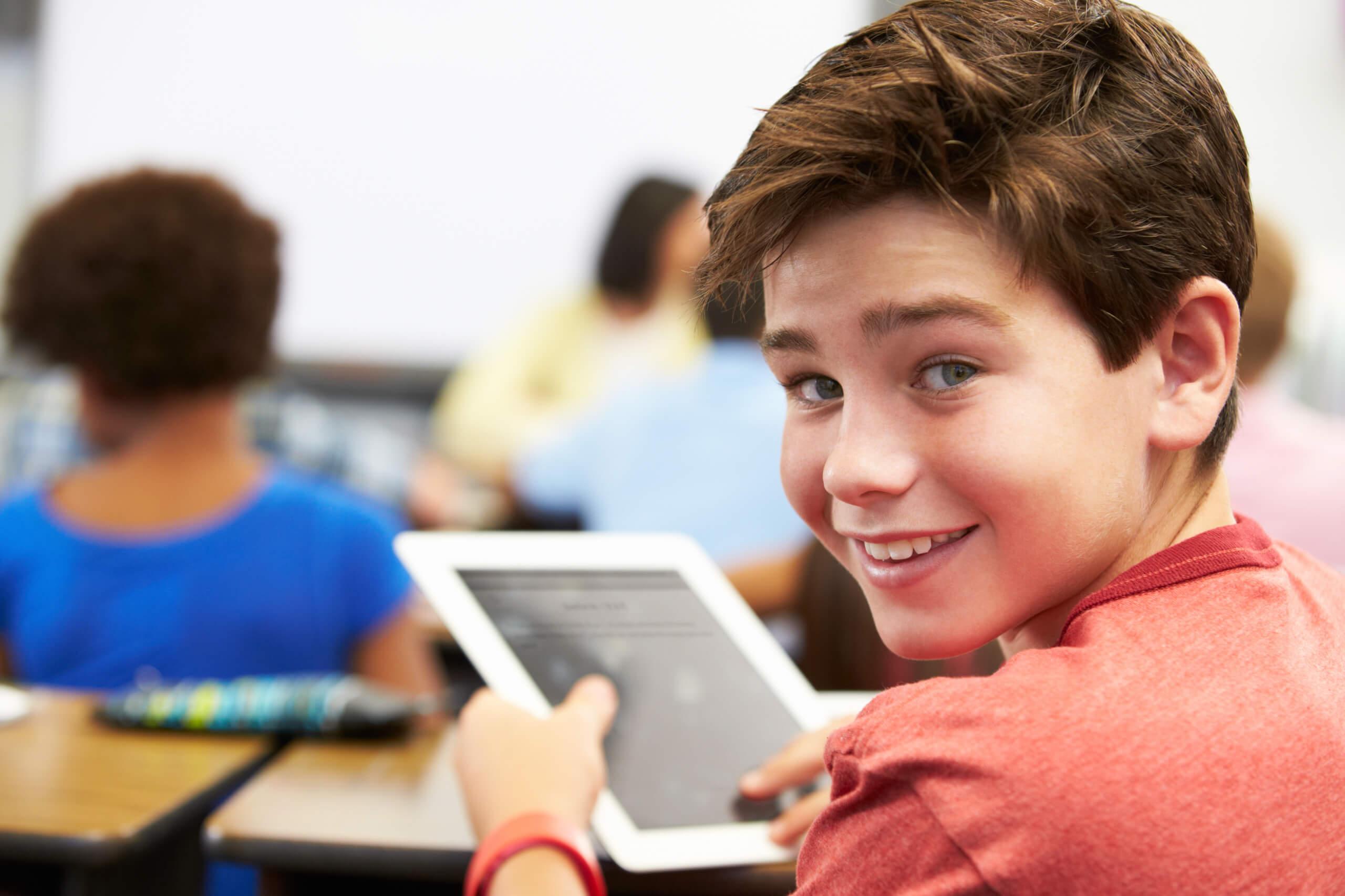 Les TIC font leur entrée en force dans les écoles