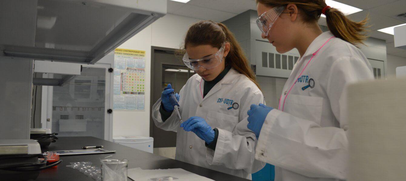 L'enquête criminalistique pour intéresser les jeunes à la science