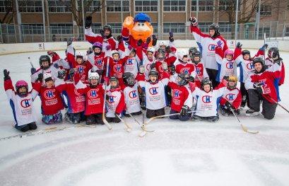 Une patinoire au centre de la vie active à Montréal-Nord