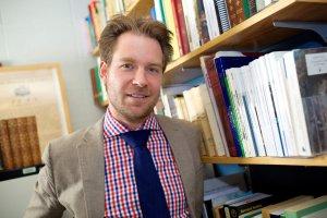 Professeur Laurent Turcot du Département des sciences humaines de l'UQTR