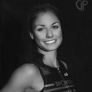 La triathlète Stéphanie Roy est étudiante en ergothérapie à l'UQTR
