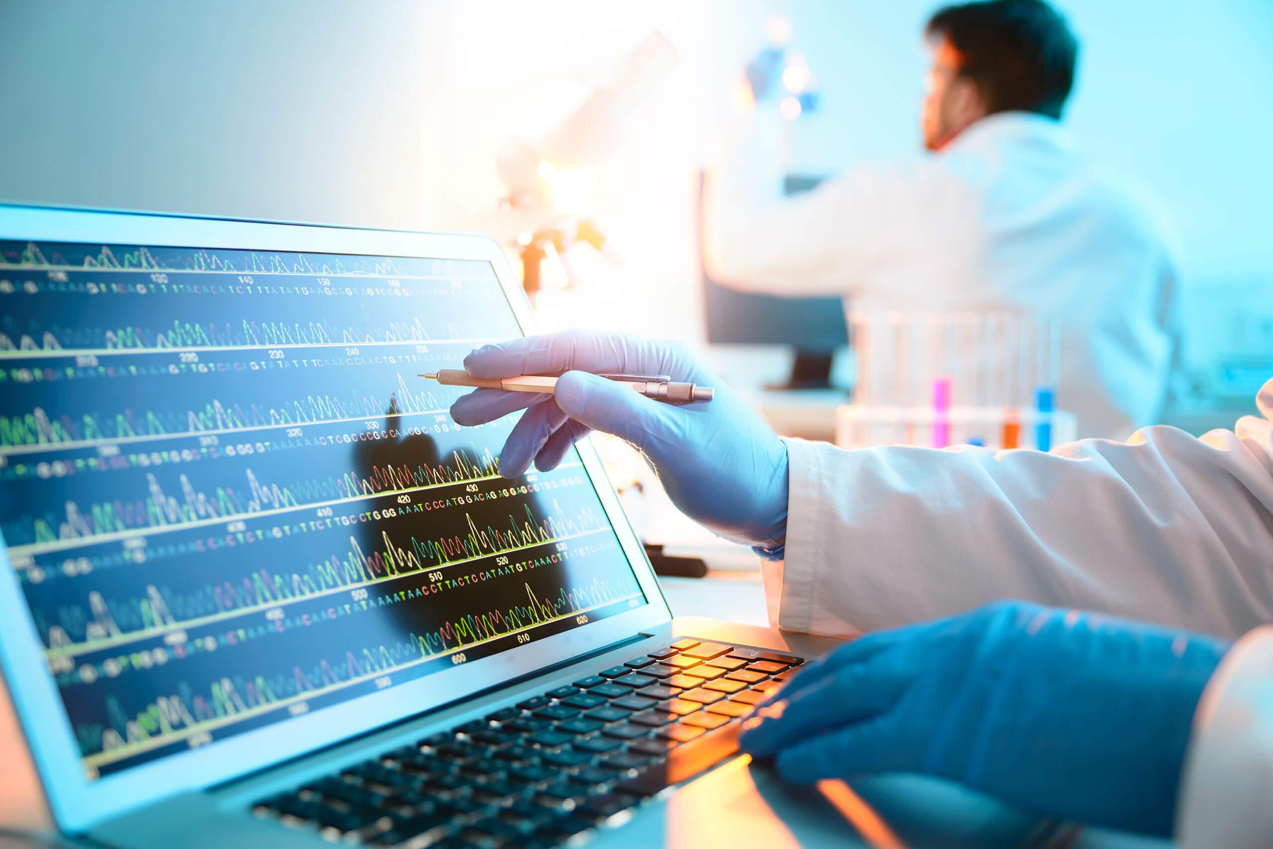 L'ADN est utilisé pour déterminer le profil d'un suspect