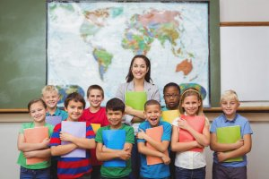 Le multiculturalisme est un aspect important de l'école contemporaine