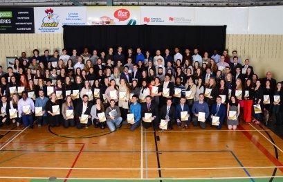 Un montant de 500 000 $ versé aux étudiants par la Fondation de l'UQTR
