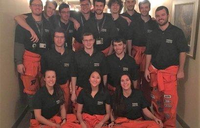L'UQTR remporte deux premières places à la Compétition québécoise d'ingénierie 2018