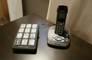 Appartement intelligent - Téléphone