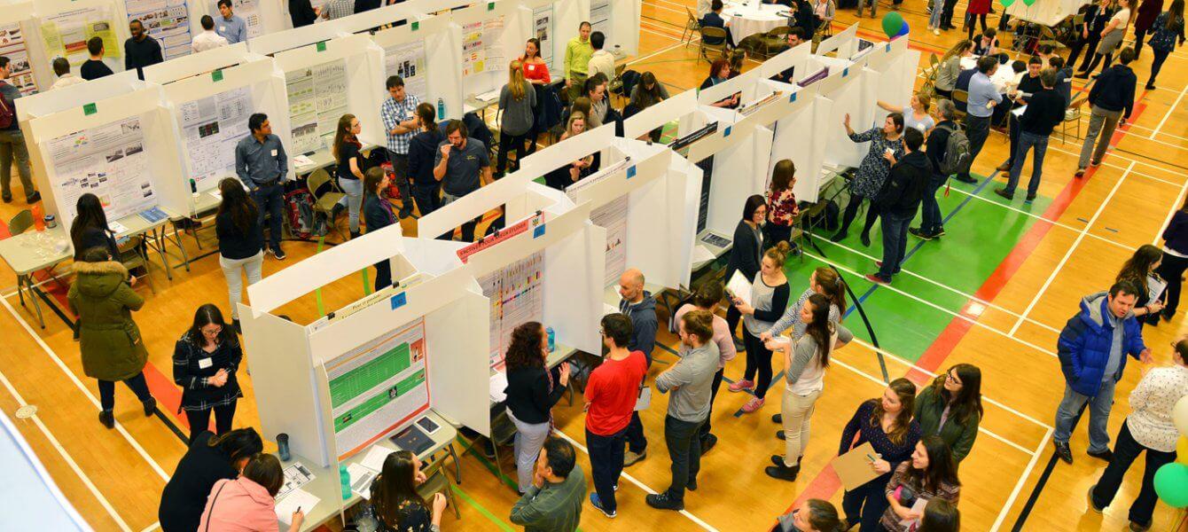 Vingt-cinq ans de succès pour le Concours d'affiches scientifiques