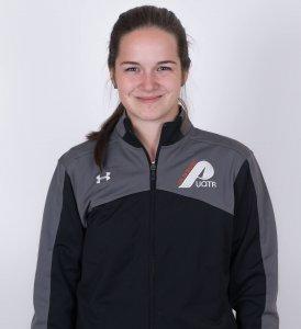 Myriam Desbiens, joueuse par excellence du tournoi.