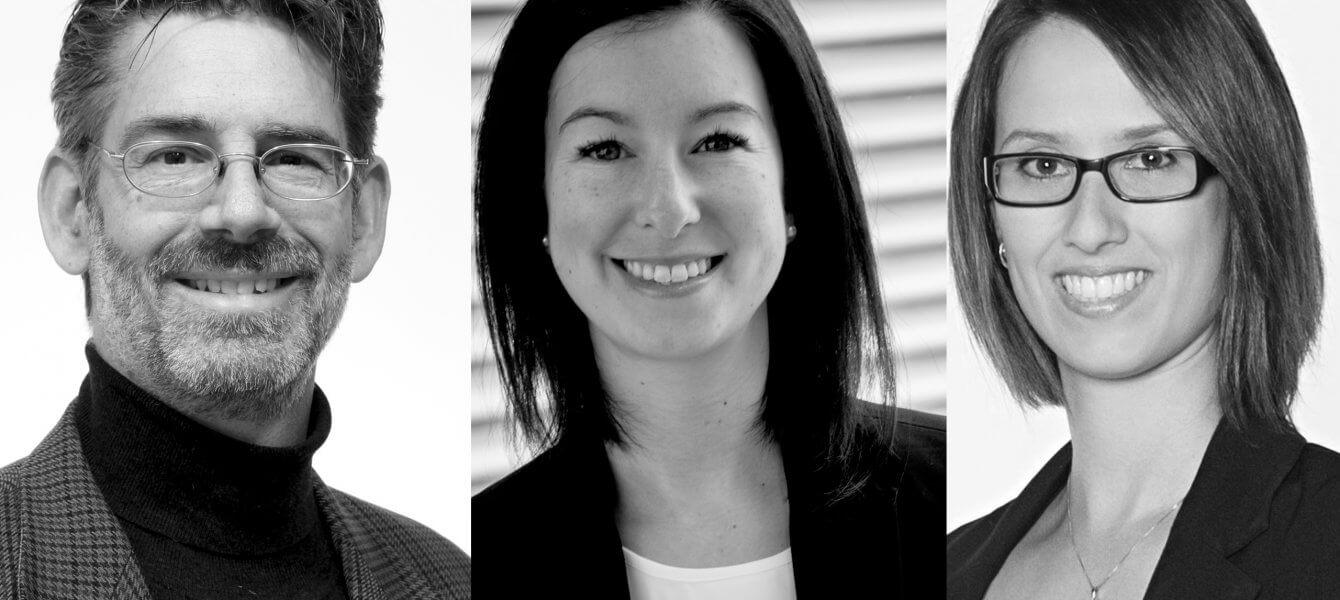 Trois membres du GRAN remportent des prix de l'Association Chiropratique Canadienne