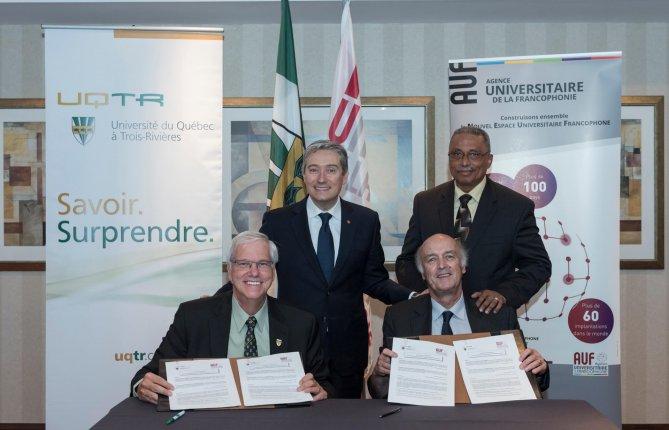 L'UQTR lance le projet Jeunesse malgache compétente au travail