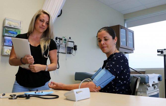 La Clinique multidisciplinaire en santé de l'UQTR élargit son offre de services à l'ensemble de la population