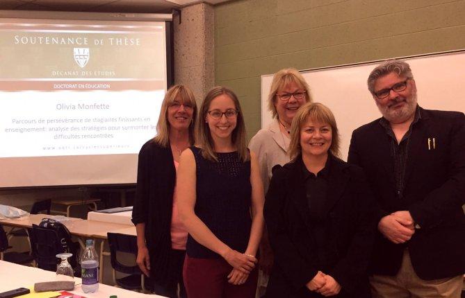 Parcours de persévérance de stagiaires finissants en enseignement : analyse des stratégies pour surmonter les difficultés rencontrées