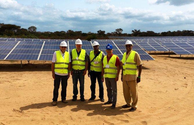 L'UQTR au cœur des énergies renouvelables en Afrique de l'Ouest