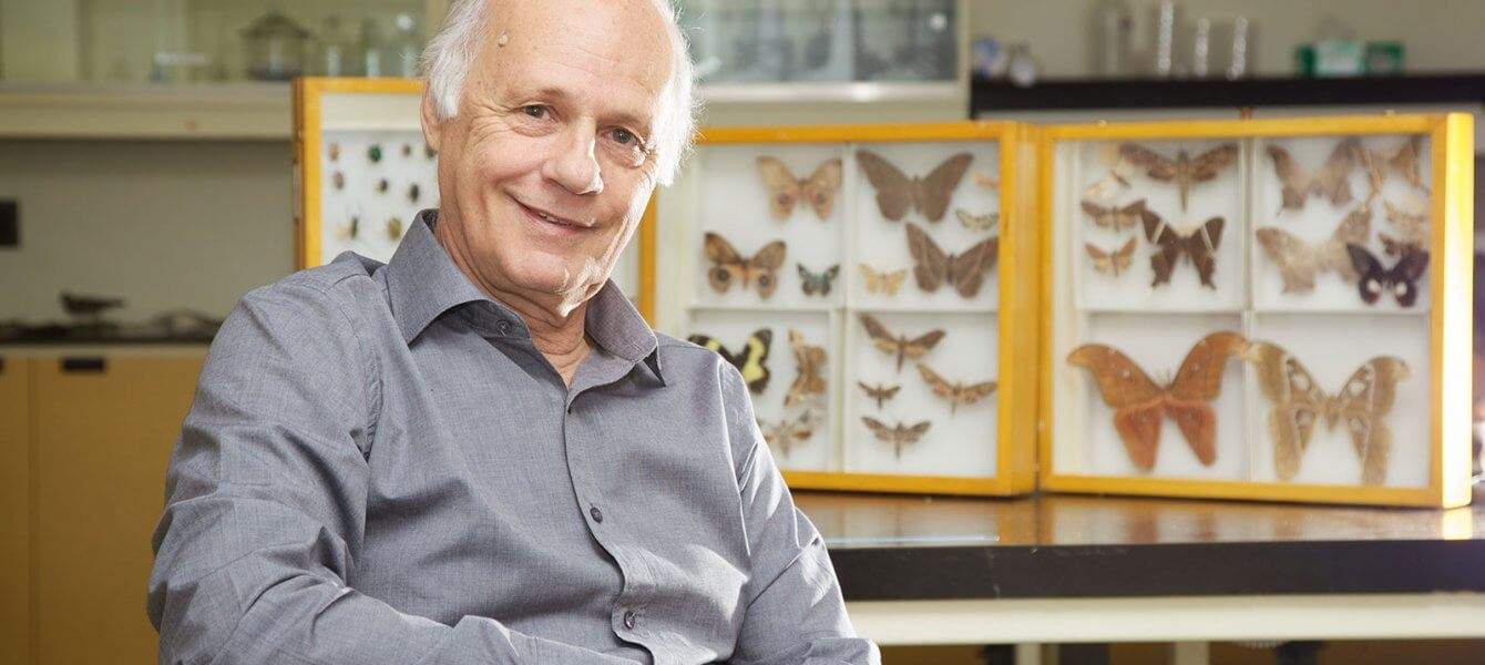 Jean-Pierre Bourassa honoré pour son implication bénévole en biologie