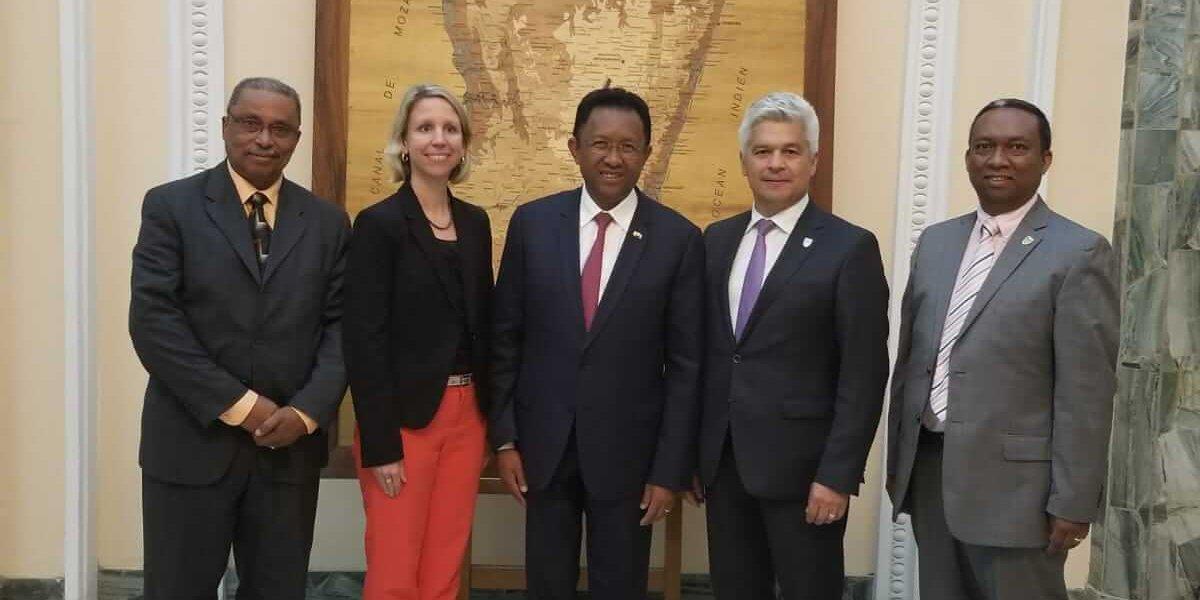 Lancement d'un projet de 7,5 M$ à Madagascar