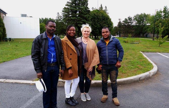 De la visite d'Haïti à l'UQTR