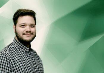 François Fabi représente l'UQTR sur les ondes d'ICI Radio-Canada