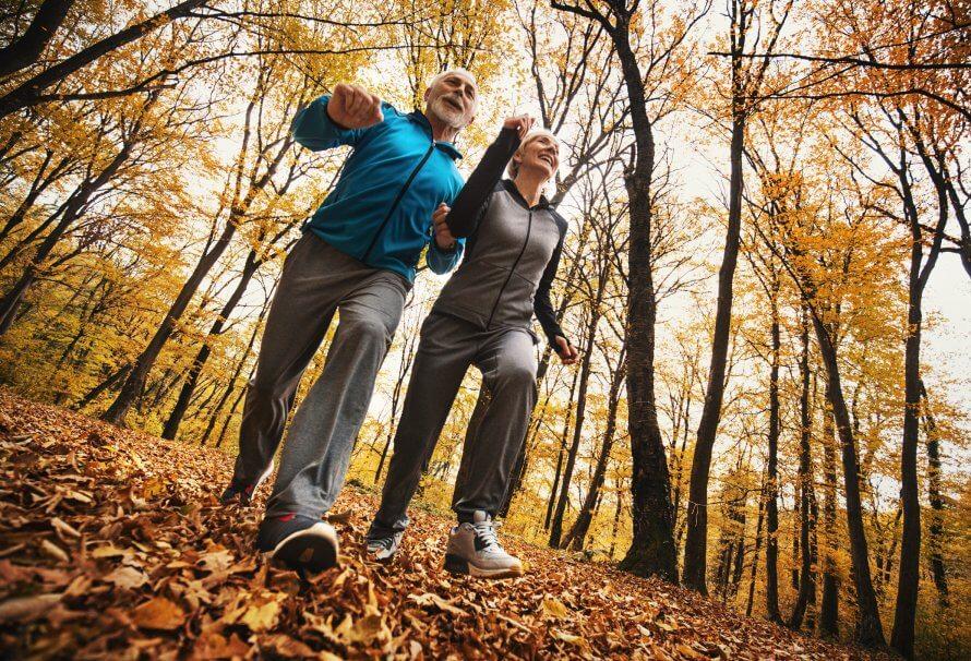 Être physiquement actif aide à prévenir le cancer