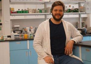 François Fabi est doctorant en biologie cellulaire et moléculaire à l'UQTR.