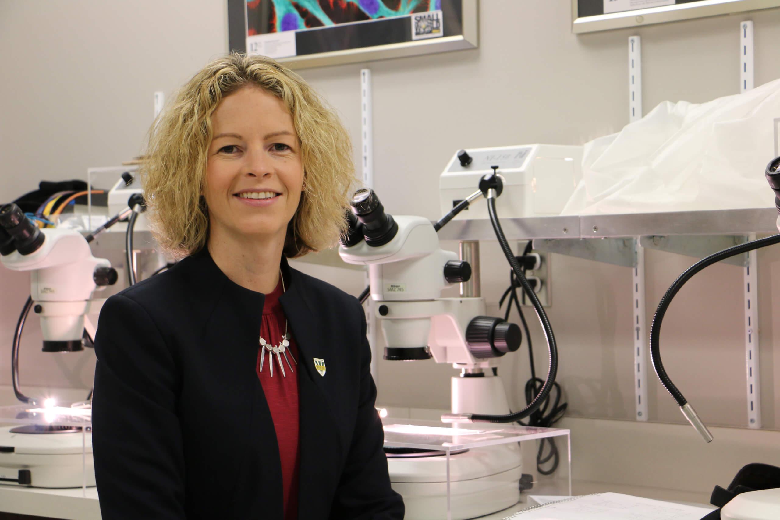 L'UQTR recrute une experte mondiale en criminalistique pour étudier la décomposition des corps