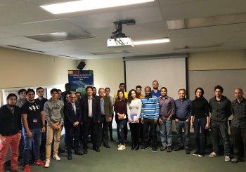 L'IRH accueille un scientifique chinois renommé