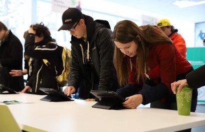 Augmentation des demandes d'admission à la Journée portes ouvertes au campus de l'UQTR à Drummondville