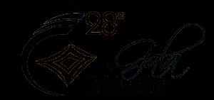 Logo du 28e gala de l'ADRIQ (2018).