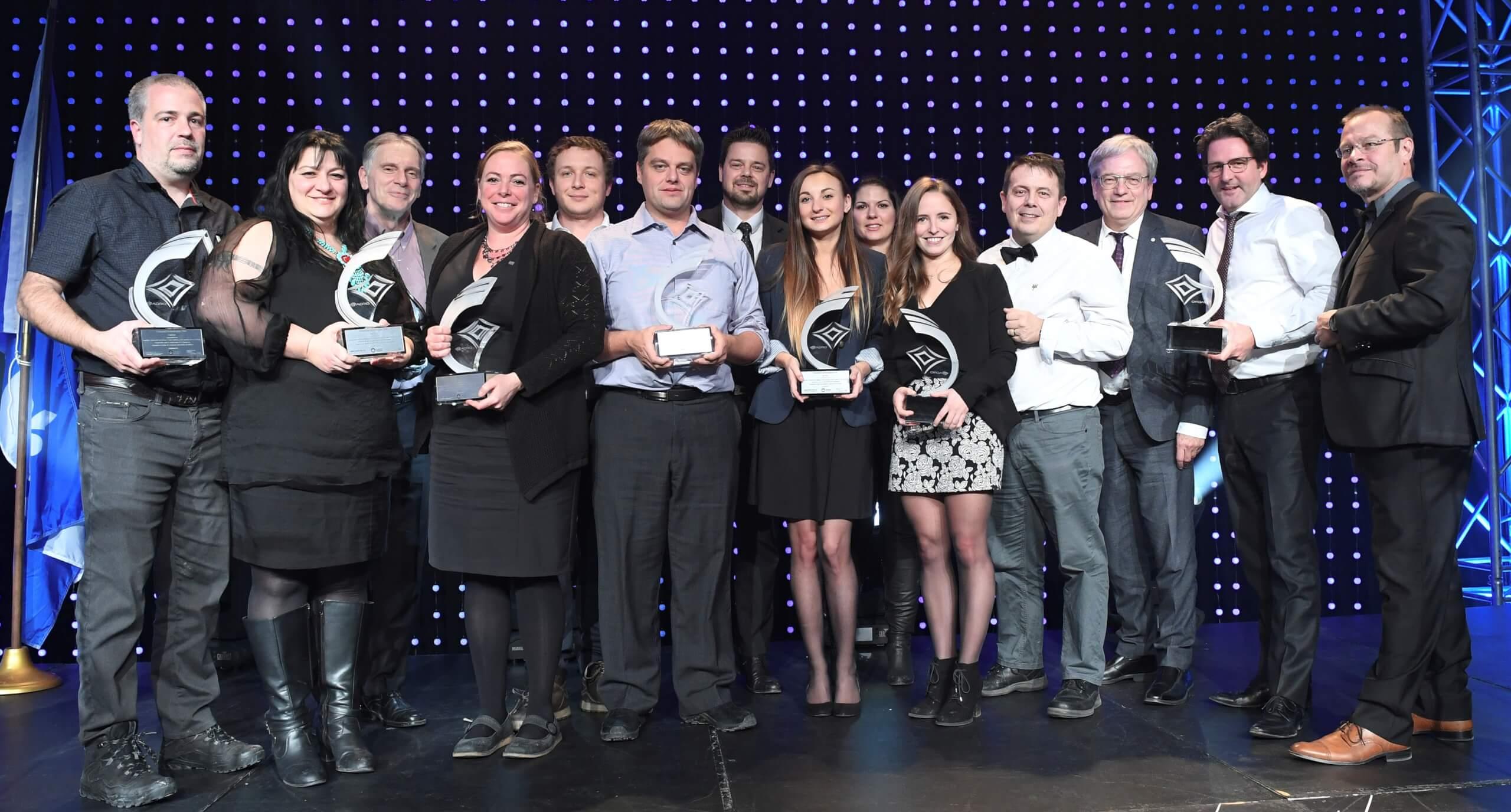 L'UQTR remporte un Prix partenariat technologique de l'ADRIQ