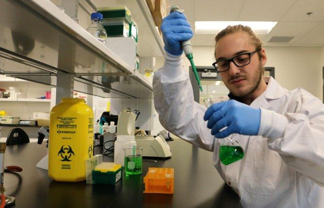 L'UQTR formera des biochimistes spécialistes du cannabis et autres drogues