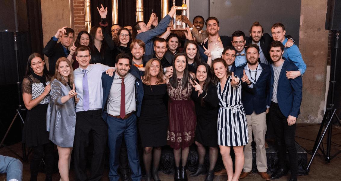 Les étudiants en génie industriel de l'UQTR se démarquent