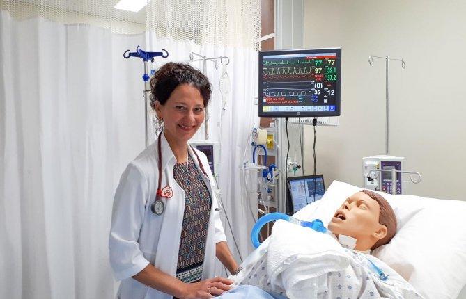 La professeure Julie Houle nommée directrice scientifique de la recherche médicale et clinique pour le CIUSSS MCQ
