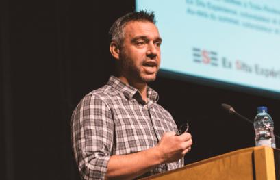 Sébastien Rojo invité en France pour parler d'intervention en contexte d'aventure