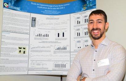 Transmettre sa passion pour la science au 26e Concours d'affiches scientifiques de l'UQTR
