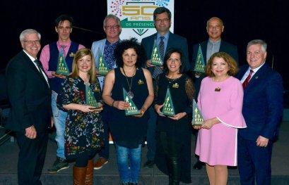 L'UQTR honore huit diplômés au Gala des Pythagore