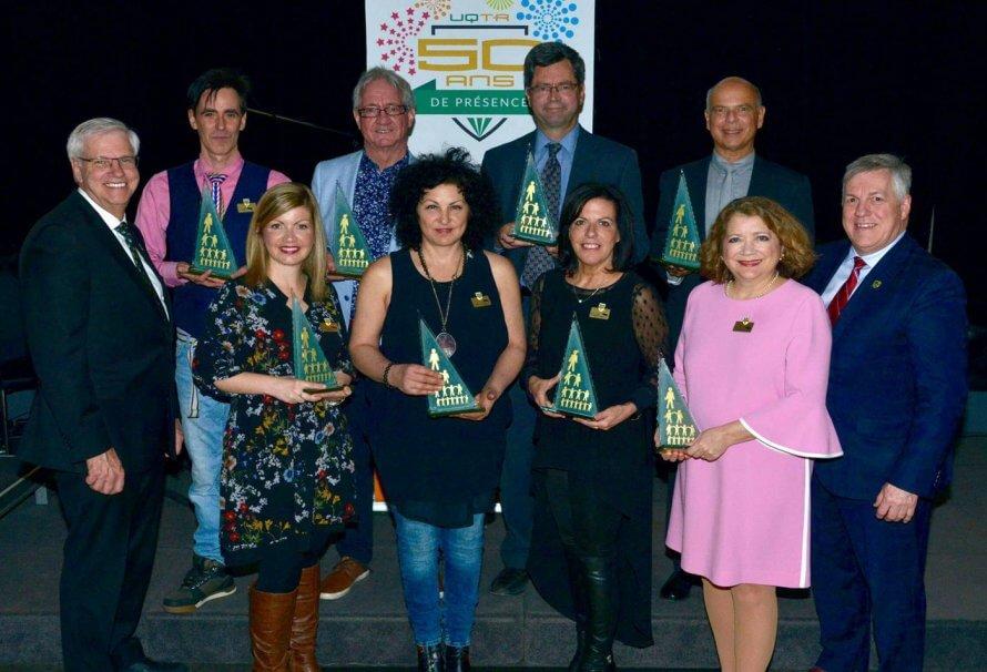Lauréats du Gala des Pythagore 2019