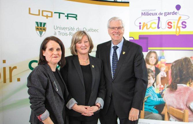 Vaste enquête québécoise pour un meilleur soutien aux enfants en milieu de garde