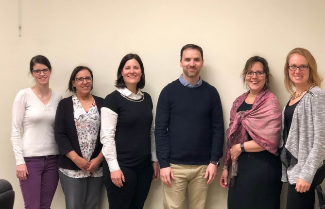 Une communauté de pratique au Département des sciences infirmières