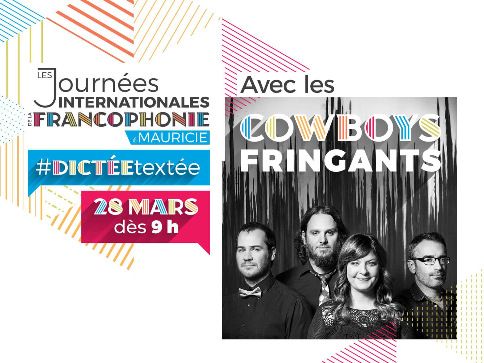 Place aux Journées internationales de la Francophonie en Mauricie