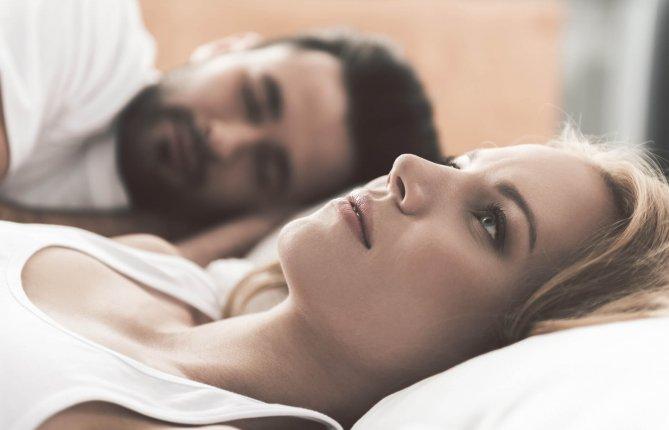Et si vous passiez trop de temps au lit et pas assez à dormir?