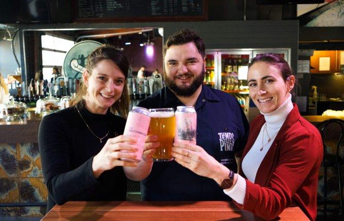 L'UQTR a maintenant sa propre bière